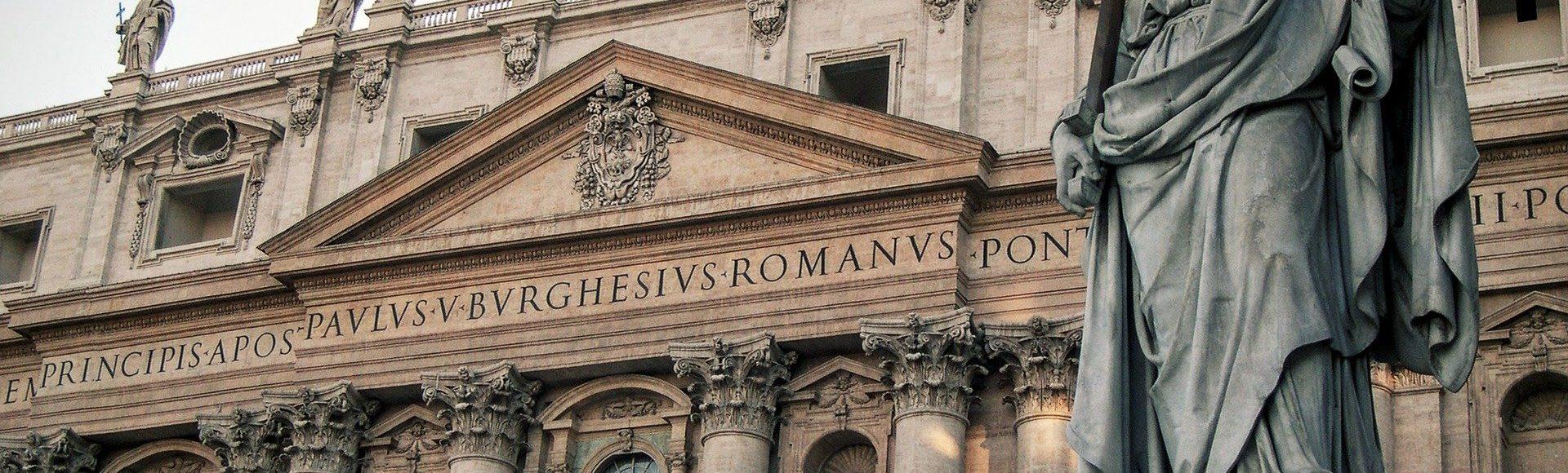 Roma, destino ideal para estudiantes de Arte